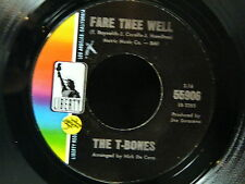 THE T BONES Fare thee well / let's go get stoned LIBERTY 55906