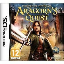 Lord of the Rings: Aragorn's Quest (Nintendo DS), Very Good Condition Nintendo D
