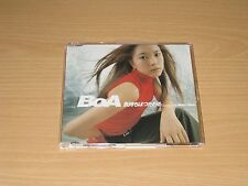 BoA coupling with Next Step Korean Japanese Music CD
