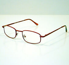 OCCHIALI GRADUATI DA LETTURA PRESBIOPIA STEEL RED +2,50 READING GLASSES