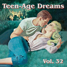 Specialmente-Teen-Age Dreams vol.32 Popcorn & Teenage CD