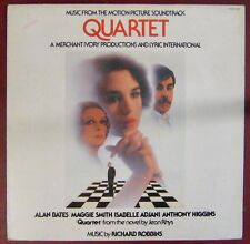 Quartet Isabelle Adjani  33 tours Richard Robbins Higgins1981