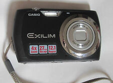 Fotocamera Digitale CASIO EXILIM EX-Z350 12.1 Megapixel ( Zoom Non Funzionante )