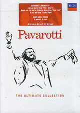 Luciano Pavarotti : The Ultimate Collection (DVD)