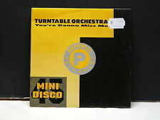 TURNABLE ORCHESTRA You're gonna with me 90505