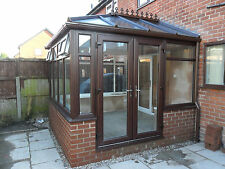 3m x 3m Edwardian Conservatory Supplied & Fitted Only £ 6095.00