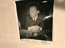 Kenny Walker Rock 'N Roll Singer Guitarist Original Advertising Photograph 1964