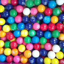 "5 Lbs Of 1/2"" (13mm) Dubble Bubble Gumballs Assorted 8 flavors 1000 ct"