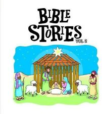 Vol. 2-Bible Stories - Smiley Storytellers (2013, CD NEUF)