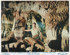 PAT BOONE Signed 10x8 Photo JOURNEY TO THE CENTRE OF THE EARTH COA