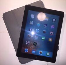 APPLE IPAD 2ND GENERATION BLACK - 64GB WI-FI ONLY TABLET iCloud-Open Screen