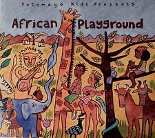 Putumayo Kids Presents African Playground by Various Artists (CD 2003 Putumayo)