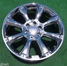 NEW Chrome 22 Escalade Yukon Tahoe Suburban EXACT OEM GM Spec WHEEL 5410 CK916