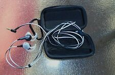 Bose MIE2I In-Ear Only Headphones - Black/White IOS COMPATIBLE
