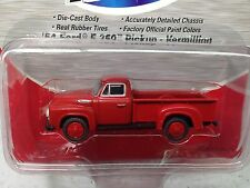 HO 1/87 Classic Metal Works # 30201 1954 Ford F-350 Pickup - Vermillion