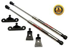 2012+ Ford Focus Hood Quick LIFT ELITE Gas Struts Shocks Props Lifters Bonnet ST