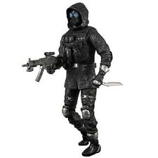 "NECA 7"" RESIDENT EVIL OPERATION RACCOON CITY VECTOR ACTION FIGURE 39258"