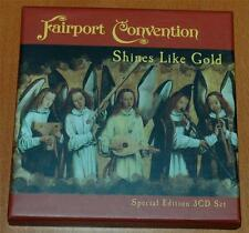 Fairport Convention - Shines Like Gold - 2003 3 CD Set