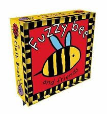 Touch and Feel Cloth Bks.: Fuzzy Bee and Friends by Roger Priddy (2015, Bath...