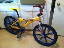 parting out 24 inch T-BONE (tuffs and tires this auction) oldschool cruiser bmx