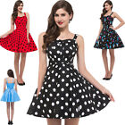 New Dresses Clearance Sale Vintage Style 50s Party Prom Womens XS-XL