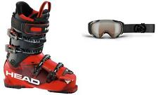 Head AdaptEdge 105 ski boots size 27.5 (incl GOGGLE @ Buy it Now pric) CLEARANCE