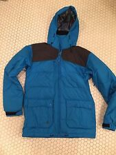 Lib Tech Storm Factory Outerwear Puffer Jacket - Vintage two-tone - Size M