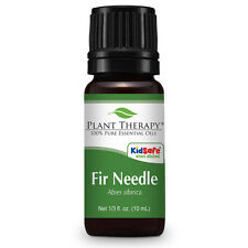Fir Needle Essential Oil 10 ml (1/3 oz). 100% Pure, Undiluted, Therapeutic Grade