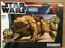 Star Wars DEWBACK Figure Walmart Exclusive POTJ PTOJ Vintage Poseable 2012