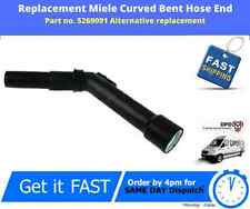 Replacement 35MM Bent Curved Hose for Miele Hoover Vacuum Cleaner 5269091