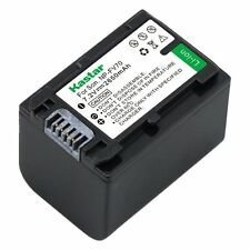 1x Kastar Battery for Sony NP-FH70 DCR-SR190 DCR-SR200 DCR-SR210 DCR-SR220