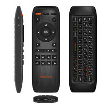 2.4G Wireless Remote Control Keyboard Air Mouse for Android TV box Mini PC IR