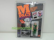 "M P.A.C.T. 1991 Toymax 3.75in. Action Figure Dimitri Greco ""The Man"" Sealed"