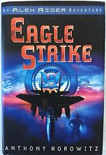Eagle Strike (Alex Rider Adventure), by Anthony Horowitz
