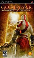 God Of War: Chains Of Olympus  PSP Game