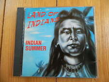 Land Of Indians Indian Summer JÄGEL RECORDS CD / RELAXATION NATURE