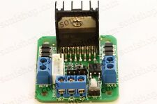 Dual H Bridge DC Stepper Motor Drive Controller Board Module Arduino L298N D2