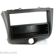 CT24TY06 TOYOTA YARIS 2003 to 2006 BLACK SINGLE DIN FASCIA ADAPTER PANEL