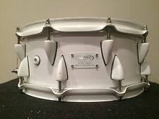 Ocdp Marshmellow White Snare-5.5X14 Orange County Drum Percussion USA