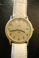 Vintage Timex watch, running with new battery  NR