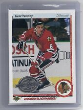 10-11 2010-11 UPPER DECK TRENT YAWNEY 20TH ANNIVERSARY FRENCH BUYBACK 82 HAWKS