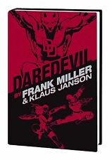 DAREDEVIL by FRANK MILLER & JANSON OMNIBUS HARDCOVER Marvel Comics 840 Pages! HC