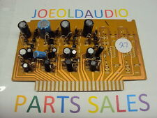 Harman Kardon 800+ Tone Amp Board Complete. Read More Below.Parting Out 800+