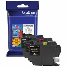Brother International LC30173PK 3 Pack Of Ink Ink For Ink Jet Mfcs