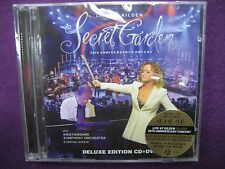 Secret Garden / Live At Kilden - 20th Anniversary Concert (CD & DVD) NEW SEALED