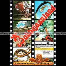 BOBBEJAANLAND (LICHTAART) Parc d'attractions 1980 - Pub / Publicité / Ad #A1538