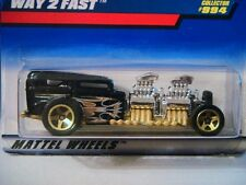 1999 HOT WHEELS - WAY 2 FAST - 1/64