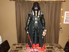 "Darth Vader 48"" Action Figure Prop Display Stand Star Wars Dave Prowse Disney !"