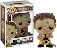 "Funko Pop Horror Movies Leatherface Leather Face #11 3.75"" Vinyl Figure NIB"