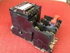 Square D - Class 8536, Type SBG 2 - Size 0 Starter, Series A